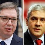 Predsednik Vučić traži da se HITNO otkrije ko je pretio SMRĆU Borisu Tadiću