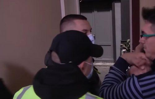 Kristina lomila po Zadruzi, popela se na KROV! Kristijan je ŠČEPAO za vrat i čupao, neviđeni haos (VIDEO)