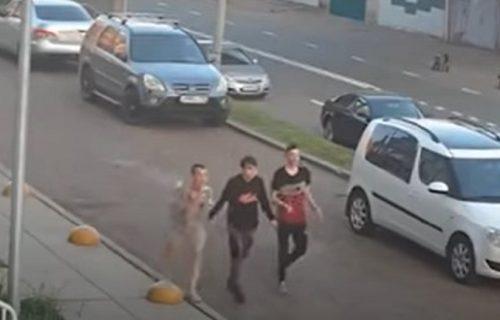 "Pokušali da ""impresioniraju"" tri devojke na ulici, pa se gorko pokajali (VIDEO)"