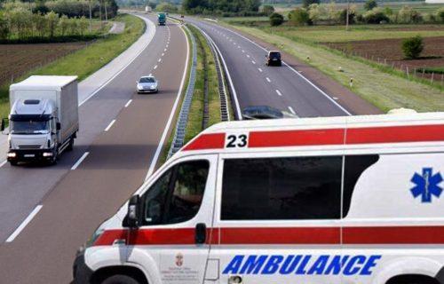 Velika TRAGEDIJA na jugu Srbije: Mladić POGINUO na auto-putu kod Dimitrovgrada