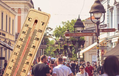 Leto NE ODUSTAJE! Danas sunčano, temperatura do 30 stepeni: U narednim danima toplo, a evo kad sledi OBRT