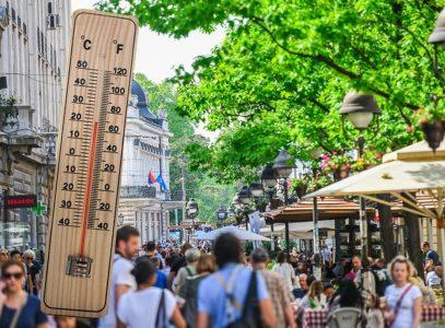 Rasejana nedelja: U Srbiji jutro HLADNO, popodne toplije, a evo gde će padati kiša