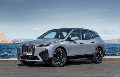 Luksuzni BMW iX imaće domet 480 kilometara i visoku cenu (VIDEO)