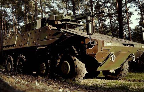 Oklopna zver: BOKSER je sve što vojniku treba na bojnom polju (VIDEO)