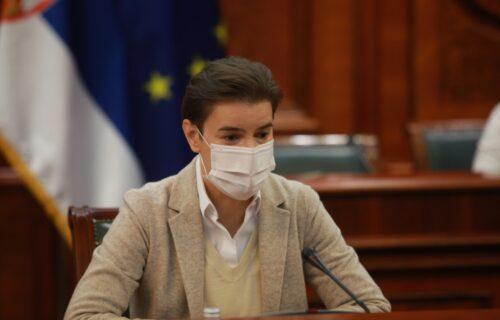 Brnabić poručila pred nastavak dijaloga: Vučiću želim svu sreću u DANAŠNJOJ BORBI, neće mu biti lako