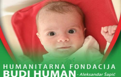 NAJLEPŠA vest dana: Sakupljen novac za malog Boška, evo kad putuje po lek koji će mu spasiti ŽIVOT