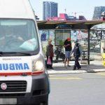 UŽAS na Novom Beogradu: Muškarac izboden u grudi na autobuskoj stanici