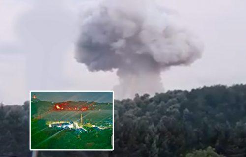 """Požar u """"Slobodi"""" je SABOTAŽA: Evo šta se zapravo krije iza dve eksplozije u Čačku (FOTO)"""