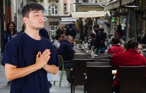 Pretio konobarici SILOVANJEM: Manijak iz beogradskog kafića pričao da je SVETAC, pa spopadao devojke