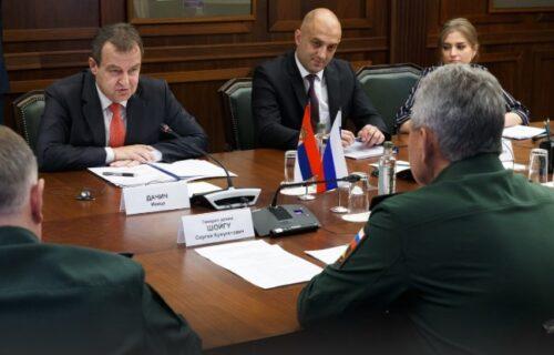 Zahvalnost Rusiji na pruženoj POMOĆI: Evo o čemu su u Moskvi razgovarali Dačić i Šojgu