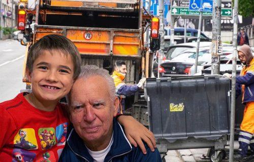 """""""Nisu oni ĐUBRETARI sine - mi smo"""": Zbog razgovora DEDE i unuka, Vladimir je danima bio van sebe"""