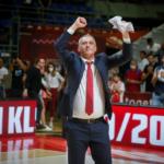 Radonjić posle titule: Momci su jedva stajali na nogama, jednog igrača ste redovno osporavali