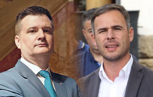Izgleda da će im ŽELJE biti uslišene: Aleksić prvi put izneo SMISLEN predlog, usledio odgovor Jovanova