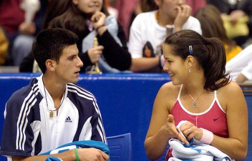 Novak i Ana Ivanović nisu u dobrim odnosima? Priča se da je jedan događaj bio presudan za to!