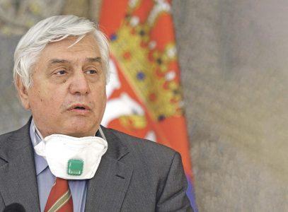 Dr Tiodorović rezigniran poručio: Ljudi moraju da shvate da virus ne bira