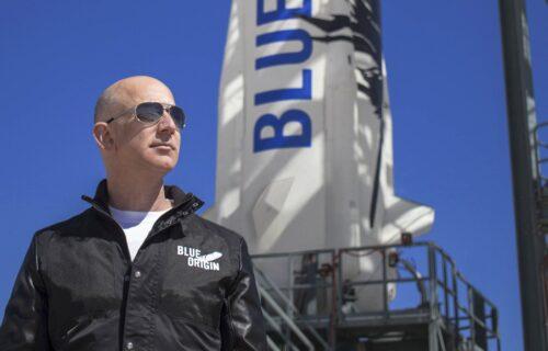 Svemirska avantura plaćena 28 miliona dolara: Bezosove planove može da pokvari OVAJ milijarder (VIDEO)