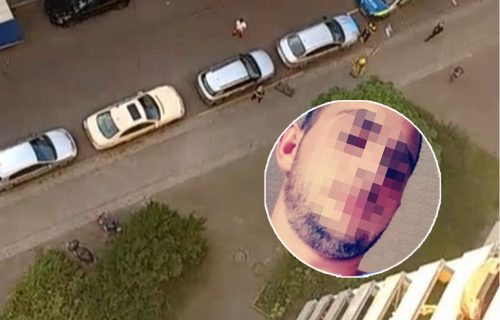 Srbin u Berlinu SNIMAO svoju smrt: Na Fejsbuku objavio da skače sa 12. sprata (UZNEMIRUJUĆI VIDEO)
