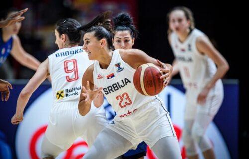 Čudesna Sonja Vasić vodila Srbiju do nestvarnog preokreta i pobede na otvaranju Evropskog prvenstva