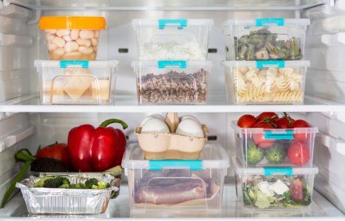 Meso može da stoji najviše do TRI dana: Koliko dugo i na koji način smete da ČUVATE hranu u frižideru?