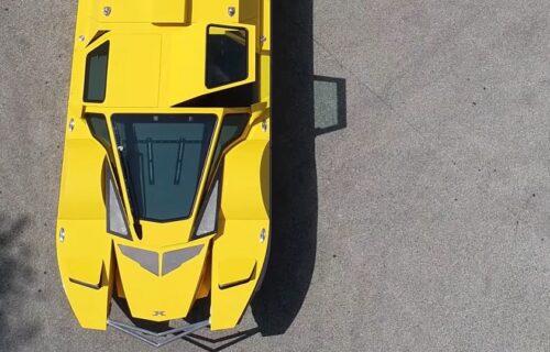 Prodaje se kultni hidroautomobil: OPASNA mašina od 760 konja ne poznaje prepreke (VIDEO)