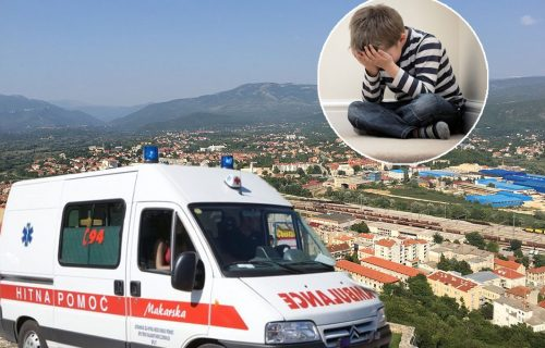 TUKAO DETE tupim predmetom: Muškarac (47) zbog incidenta sa kantom za đubre teško povredio mališana