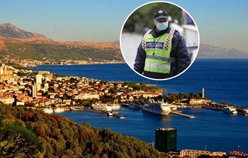 HAOS u Splitu: PRETUČEN mladi par iz Srbije, policija izašla na lice mesta