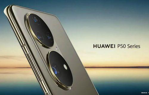 Mobilna fotografija na VRHUNSKOM nivou: Huawei najavio moćnu P50 seriju (VIDEO)