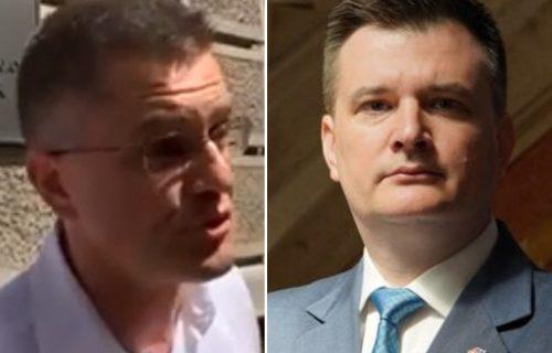 Razbegli se ZEČEVI na stotinu strana: Jovanov BRUTALNO prizemljio Jeremića nakon susreta sa Vučićem