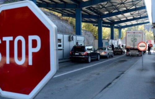 Srbi s Kosova POBESNELI zbog nove provokacije Prištine: KRENULI na prelaze, saobraćaj blokiran