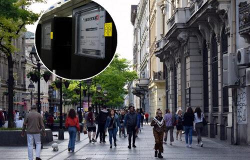 U centru Beograda NESTALA STRUJA: Oglasio se EPS i otkrio o čemu je reč