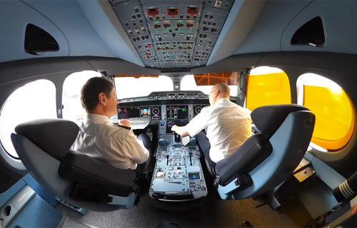 TAJNA SOBA u putničkom avionu ima specijalnu namenu: Pogledajte šta se u njoj nalazi (VIDEO)