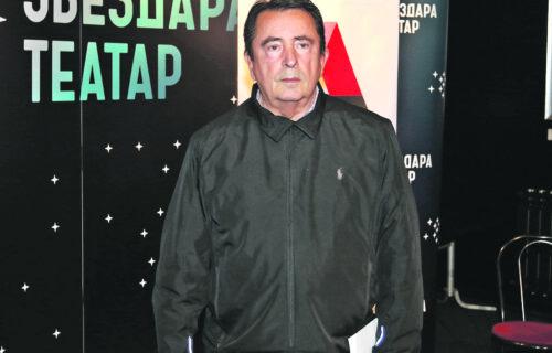 Milan Lane Gutović se oglasio iz BOLNICE: Glumac otkrio u kakvom se STANJU nalazi