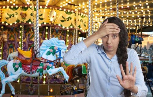 Sanju je momak odveo u luna park i tada je počeo PROGON: Kada je ušla na Fejsbuk ZGROZILA se prizorom