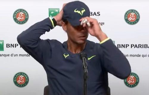 Ovih 15 sekundi jasno pokazuju sve: Nadal nije mogao da dođe sebi nakon poraza od Đokovića! (VIDEO)