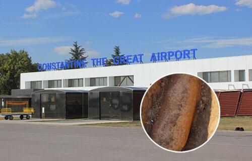 Užas u Nišu: Pronađena BOMBA na aerodromu, eksplozivna naprava iskopana na 50 metara od piste (FOTO)