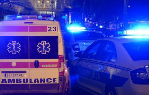 HOROR kod Šapca: Dete polilo benzinom čoveka pa ga ZAPALILO, muškarac u kritičnom stanju