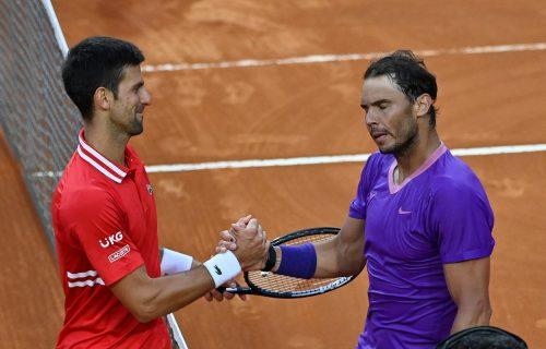 Hoće li Nadal uspeti da ostane najbolji? Rafa već godinama odoleva Novaku u ovoj kategoriji!