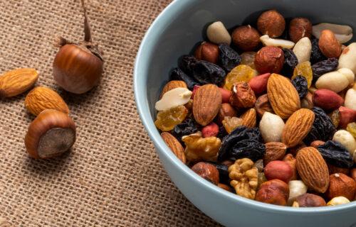 Utiču na poboljšanje pamćenja: Koliko orašastih plodova DNEVNO treba da pojedete da biste bili zdravi?