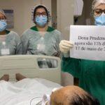 Provela 17 dana na respiratoru, a onda se dogodilo ČUDO: Ni doktori nisu mogli da poveruju (VIDEO)