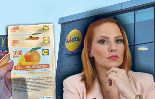 """""""Lidl"""" počeo da KRADE od kupaca?! Jelena (43) opisala kakav je UŽAS njena majka doživela na kasi"""
