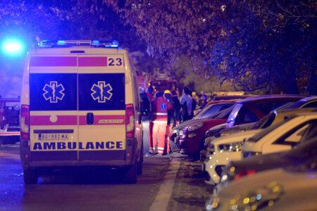 U Beogradu tokom noći DVE saobraćajke: Povređen motociklista u Vojvode Stepe – ukupno 143 intervencije