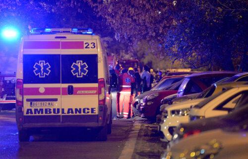 Muškarac PODLEGAO povredama u bolnici: U teškom UDESU na Ibarskoj magistrali čovek izgubio život