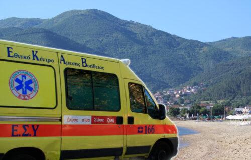 """""""Pucali su ljudima u noge, hitna ih KRVAVE skupljala po pesku"""": Srbin GLEDAO mafijaški obračun u Grčkoj"""