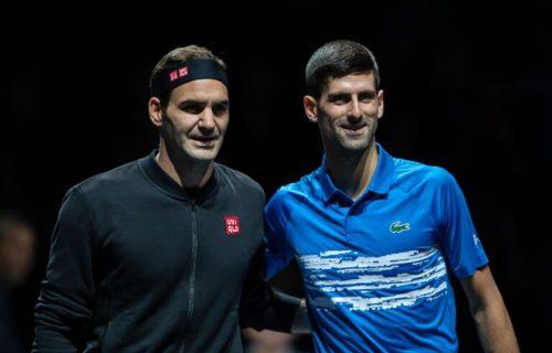 Sraman pokušaj Federera da unizi Đokovića: Kako je uopšte moguće da nam je ovo promaklo?