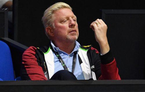 Beker psovao zbog ponašanja velike teniske zvezde: Iznervirao se kao retko kada u životu!