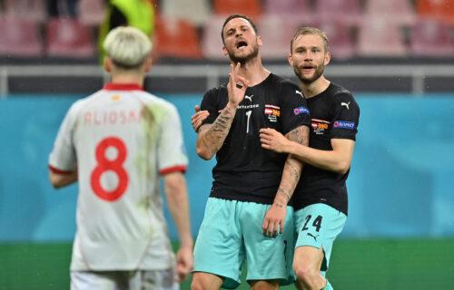 Samoubistvo Makedonaca: Austrija iskoristila neiskustvo debitanata i slavila u finišu! (VIDEO)