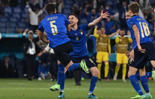 Italija želi titulu: Ćiro je gazda u Rimu, a Lokateli novi heroj nacije - Švajcarci na kolenima! (VIDEO)