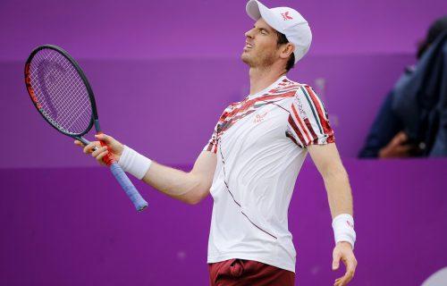 Pravio Novaku probleme, pa preslišao Endija Mareja: Britanac nije što je bio nekada (VIDEO)