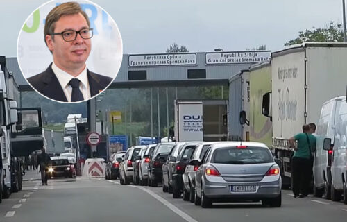 Građani BiH POHRLILI u Srbiju nakon Vučićevog poziva: Ljudi žele da se vakcinišu što pre