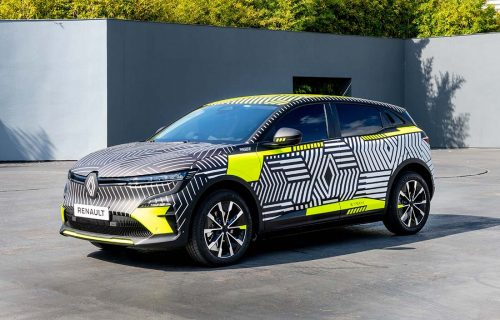 Renaultov adut za 2022: Megane E-Tech Electric ima domet 450 kilometara (VIDEO)
